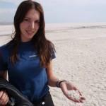 F13_Sa suprugom Ivanom je bio na Mrtvom moru
