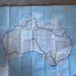 F_1_Australiju obisao u 18 dana voznje