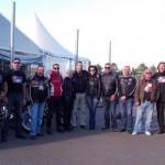 F_4_U Melburnu je vozio sa Hrvatskim moto klubom Jashy