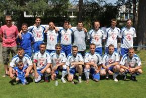 Arhivska snimka momčadi Hajduka iz Wiesbadena