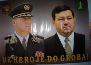 Ante Gotovina -Mladen Markac
