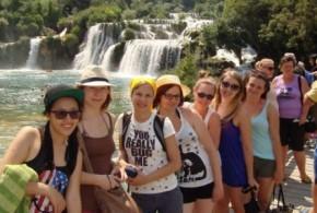 Turisti u NP Krka / Foto: Ilustracija  Fenix