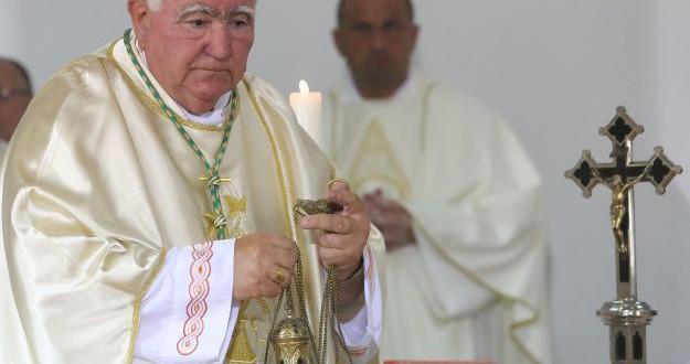 Misa za Domovinu u crkvi Gospe Velikoga Hrvatskoga Krsnog Zavjeta