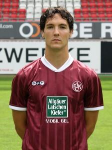 Nr. 9, Srdjan Lakic (Co-Mannschaftskapitän), 1. FC Kaiserslauter