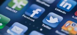 Izbor društvenih mreža / Foto: Hina
