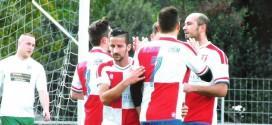 Sa tri boda u gostima Croatia Bietigheim zasjela na vrh ljestvice