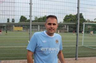 Trener povratnik u Croatiju Frankfurt Danijel Konta /Foto: Fenix Magazin