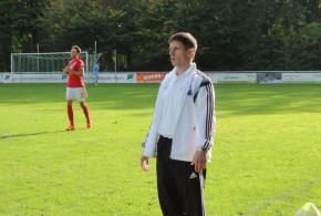 Trener Dominikovic i kapetan M. Blazevic
