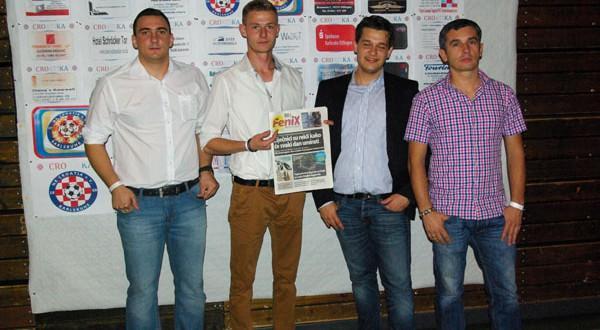 Vruća noć u Karlsruheu: Više od 400 Hrvata na fešti NK Croatie Karlsruhe