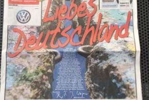Liebes Deustschland