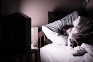 spavanje tv