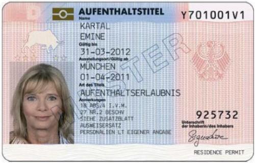 Wer braucht aufenthaltserlaubnis in deutschland