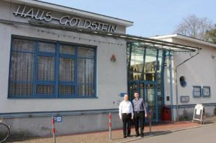 2.Haus Goldstein_Ivan Loncar i Dario  ispred