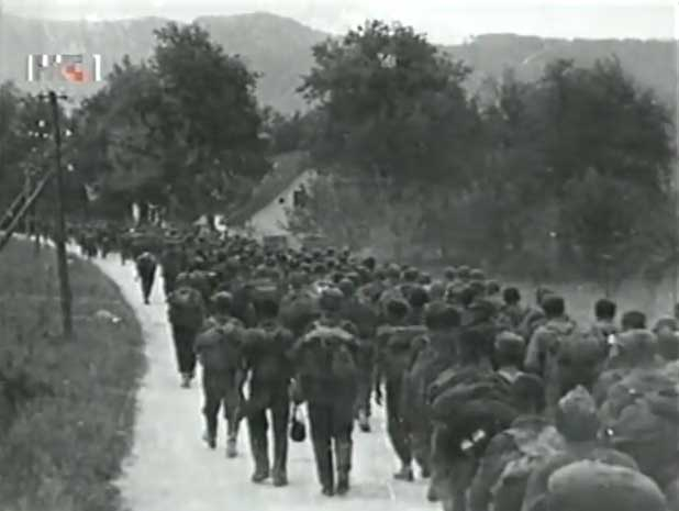bleiburg-vojska