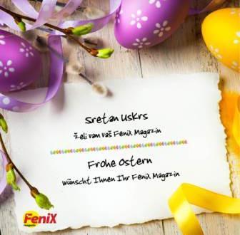 čestitke za sretan uskrs Sretan i blagoslovljen Uskrs!Fenix Magazin | Fenix Magazin čestitke za sretan uskrs