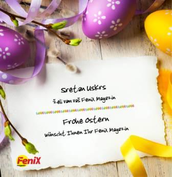 čestitke za uskrs poslovne Sretan i blagoslovljen Uskrs!Fenix Magazin | Fenix Magazin čestitke za uskrs poslovne