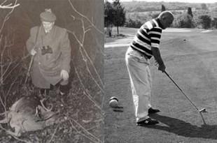 Drug Tito u lovu i Stjepan Mesić igra golf