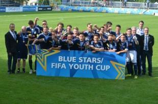 Prvaci turnira 2015. FC Luzern