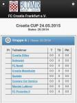 Croatia Cup 2015. u Frankfurtu: Izvučeni parovi za nedjeljni Ljetni turnir Croatie Frankfurt