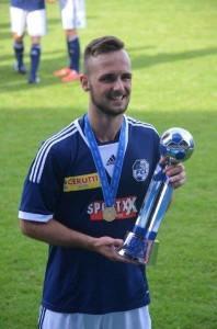 2. Najbolji strijelac FC Luzerna Luka Sliskovic