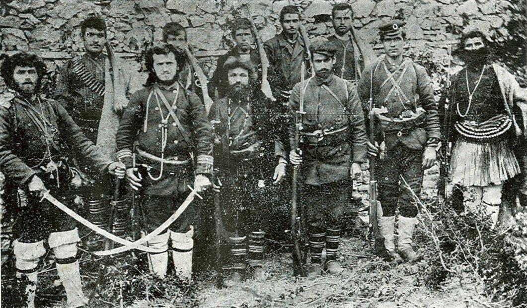 Ustanici VMRO-a