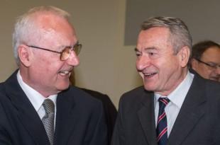 Josip Perković i Zdravko Mustač - Foto: HINA