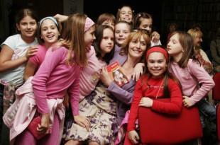 Književnica Sanja Pilić među djecom koja rado čitaju njene priče