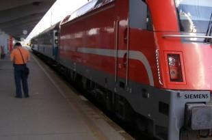 Arhivska slika vlaka