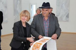 Ankica i Ante Karačić, organizatori Likovno-literarnog natječaja 18+18 18+18