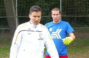 Trener Posavine Frankfurt Pero Bošnjak Foto:Arhiva FM