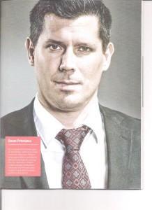 Slika Davora Prtenjače iz njemačkog Focusa koji ga je uvrstio u izbor najboljih njemačkih odvjetnika