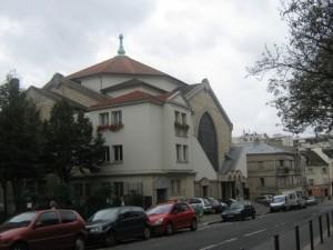 Crkva u Parizu  kojoj se služi sv. misa na hrvatskom jeziku