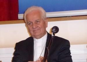 Biskup Franjo Komarica u Kasselu / Foto: Fenix