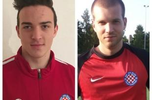 Prinove Hajduka Villingen Marko Glibušić i Gabriel Gašić