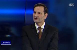 Ministar vanjskih poslova dr. Miro Kovač