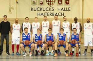 Košarkaši Komušine sa trenerom Buljanom