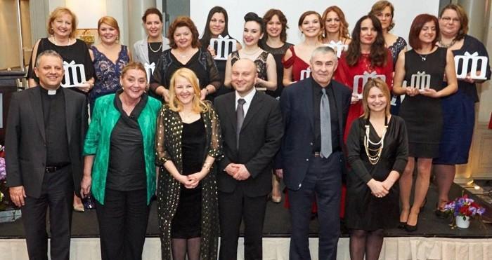 Utjecajne hrvatske žene u domovini i iseljeništvu - Fenix