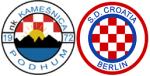 Grbovi NK Kamešnice Podhum i SD Croatie Berlin