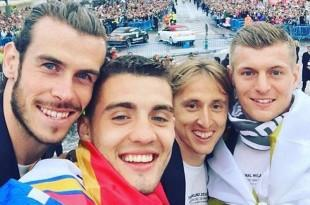 Na svojoj facebook stranici Mateo Kovacic je napisao Thank you Madridistas