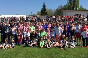 Croatia Berlin U40 Pokalsieger 2016