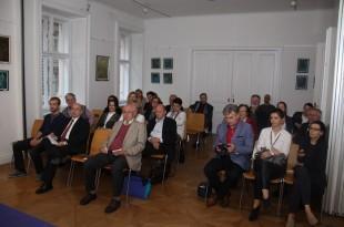 Osnivačka skupština društva za kroatistiku u Austriji