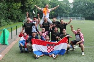 Slavlje pobjednika turnira u Bruxellesu