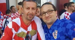 Zlatko Jaman i Daniel Pavelić, čelnici udruge Uvijek vjerni Njemačke
