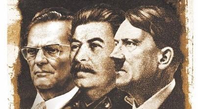 Tito Staljin Hitler