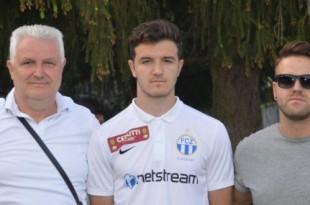 Anto Grgic sa ocem i bratom Foto Fenix magazin