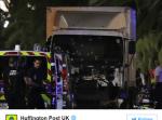 Izrešetano staklo kamiona ubojice
