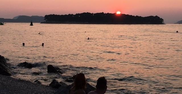 Zalazak sunca na Jadranu  Foto:Fenix Magazin