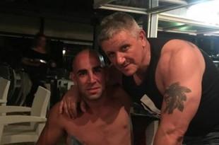 Roko Čirjak i Boris Marin Foto: Facebook Boris Marin