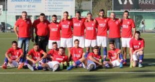 Prva momčad Croatije Frankfurt