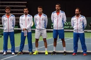 Hrvatska Davis Cup reprezentacija Foto:Hina